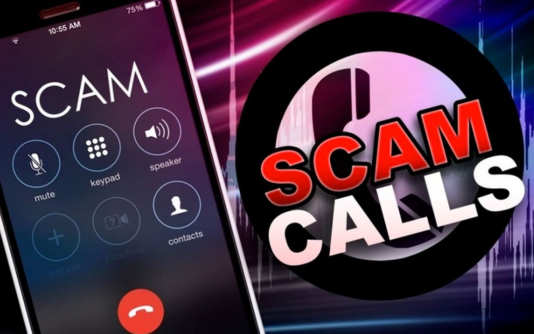 Warning – Phone Scams